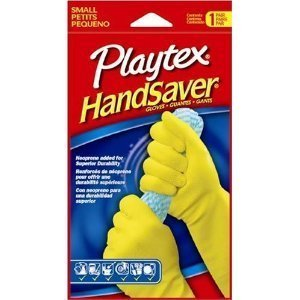 Playtex Living Gloves Small 2 Count Elbacipse