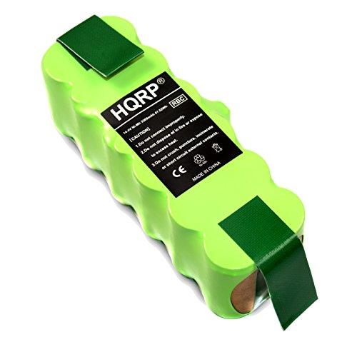 Hqrp 3300mah Aps Battery For Irobot Roomba 531 533 536